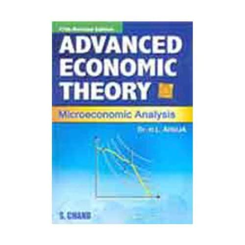 Hl Ahuja Microeconomics Pdf