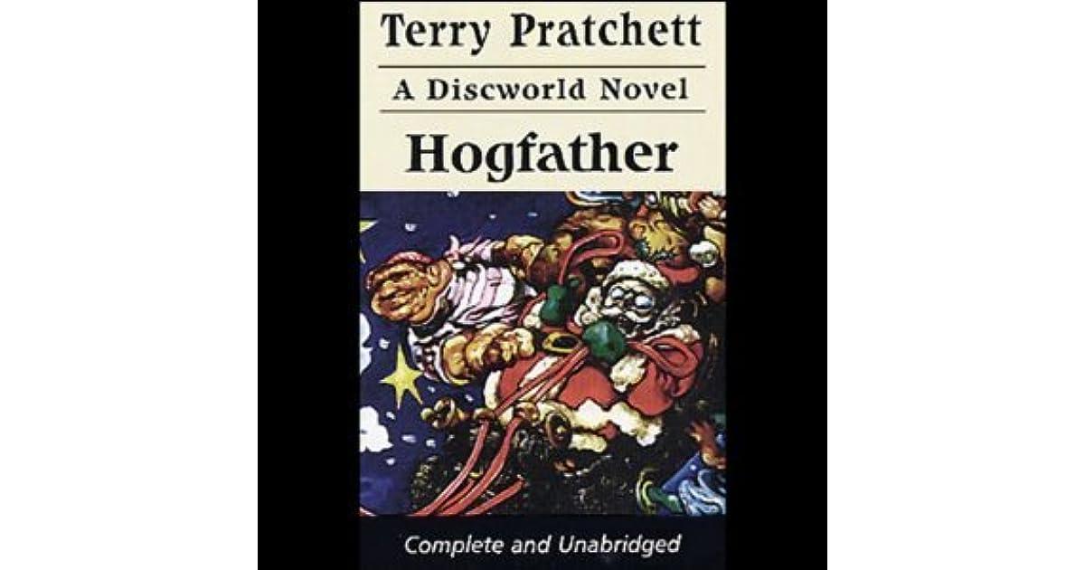 Hogfather (Discworld, #20; Death, #4) by Terry Pratchett