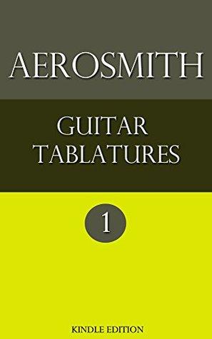 Aerosmith Guitar Tablatures Vol.1