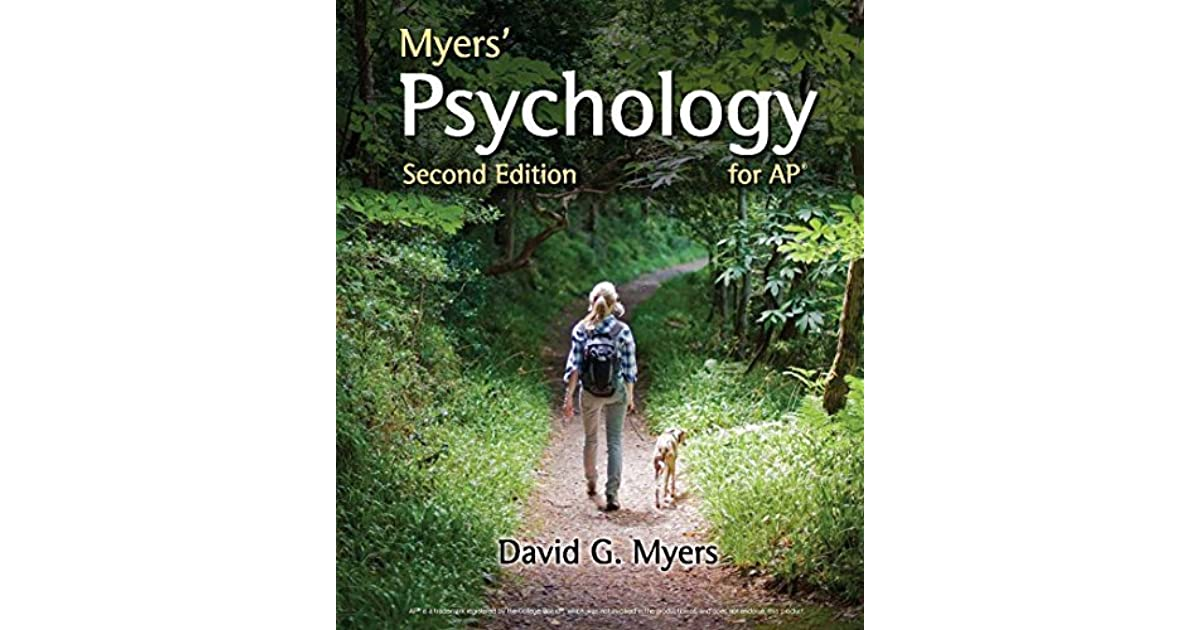 Myers Exploring Psychology For AP By David G Myers