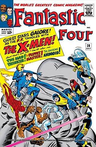 Fantastic Four (1961-1998) #28