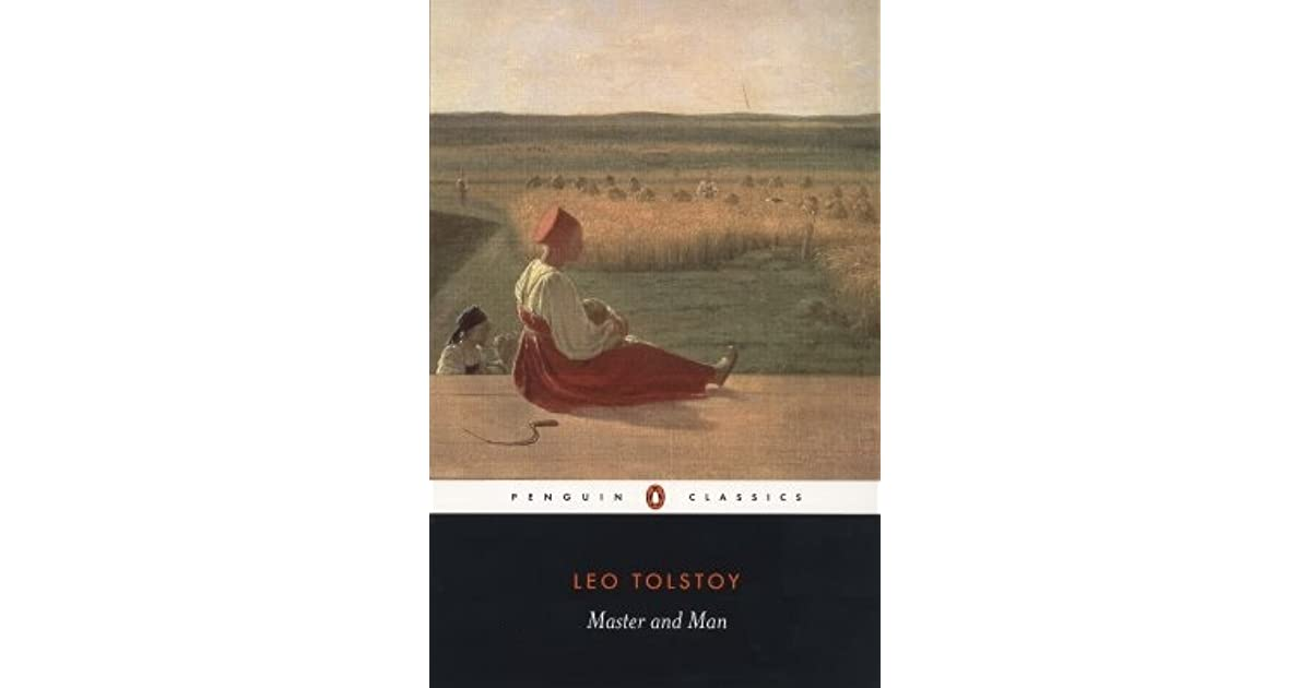 Master and man by leo tolstoy fandeluxe Images