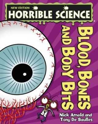 Bones And Body Bits Horrible Science Blood
