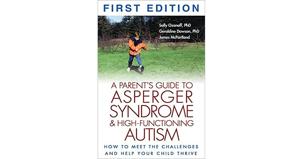 best books on high functioning autism