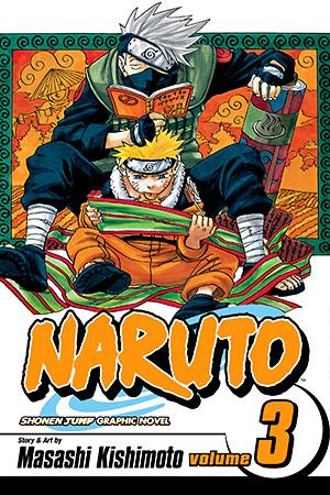 Naruto, Vol. 03: Dreams