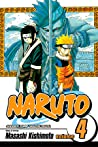 Naruto, Vol. 04: Hero's Bridge (Naruto, #4)