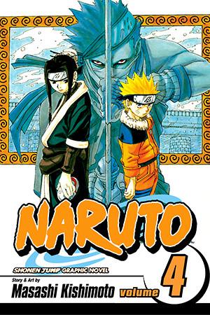 Naruto, Vol. 04: Hero's Bridge