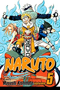 Naruto, Vol. 05: The Challengers (Naruto, #5)