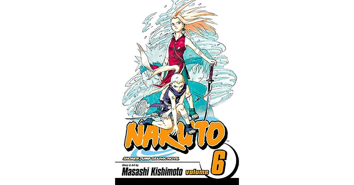 Naruto, Vol  06: Predator (Naruto, #6) by Masashi Kishimoto