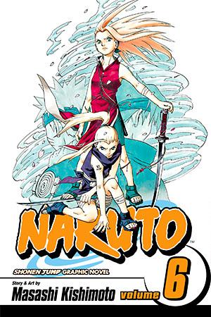 Naruto, Vol. 06: Predator (Naruto, #6) by Masashi Kishimoto