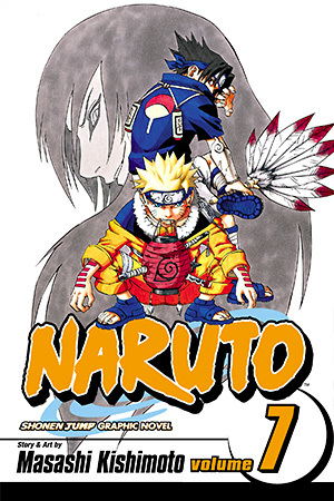 Naruto, Vol. 07: The Path You Should Tread