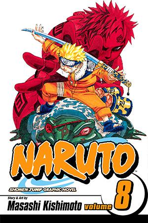 Naruto, Vol. 08: Life-and-Death Battles