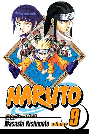 Naruto, Vol. 09: Neji vs. Hinata