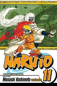 Naruto, Vol. 11: Impassioned Efforts (Naruto, #11)