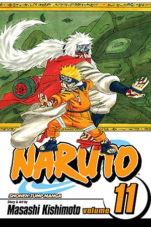 Naruto, Vol  11: Impassioned Efforts by Masashi Kishimoto