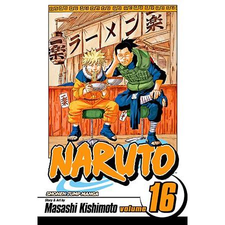 Naruto, Vol  16: Eulogy (Naruto, #16) by Masashi Kishimoto