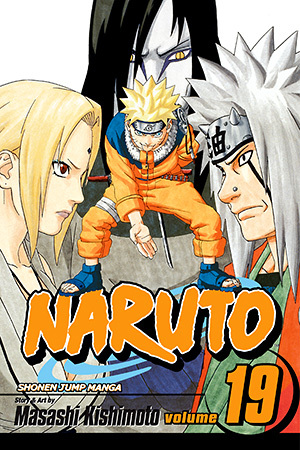 Naruto, Vol. 19: Successor
