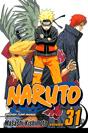Naruto, Vol. 31: Final Battle