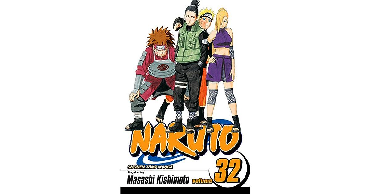 Naruto, Vol  32: The Search for Sasuke by Masashi Kishimoto