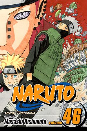 Naruto, Vol. 46: Naruto Returns (Naruto, #46)