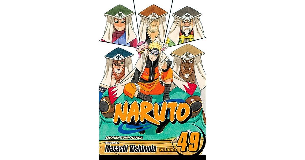 Naruto Shippuden Manga Ebook