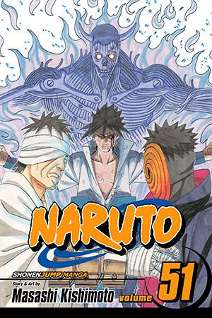 Naruto, Vol. 51:  Sasuke vs. Danzo (Naruto, #51)