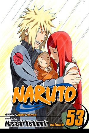 Naruto, Vol. 53:  The Birth of Naruto (Naruto, #53)