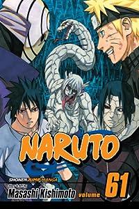 Naruto, Vol. 61: Uchiha Brothers United Front (Naruto, #61)