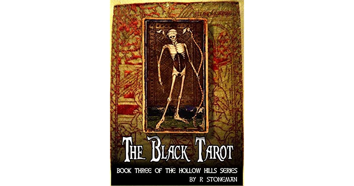 The Black Tarot by R  Stoneman