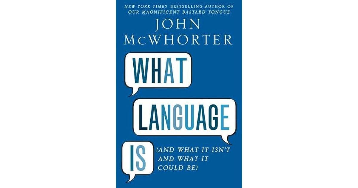 john mcwhorter podcast