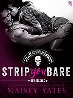 Strip You Bare (Deacons of Bourbon Street, #4)