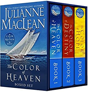 The Color of Heaven Boxed Set (Color of Heaven, #1-3)