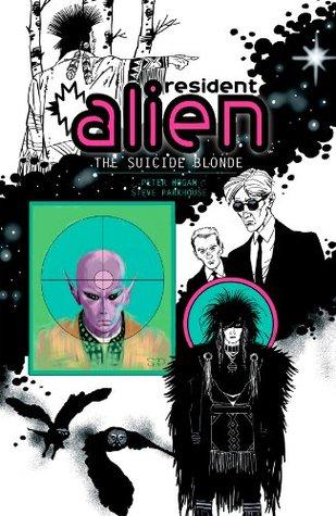Resident Alien Volume 2 by Peter Hogan