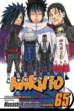 Naruto, Vol. 65: Hashirama and Madara
