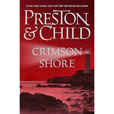 Crimson shore pendergast 15 by douglas preston fandeluxe Image collections