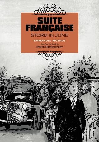 Suite Française: Storm in June: A Graphic Novel