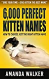 6,000 PERFECT KITTEN NAMES: HOW TO CHOOSE JUST THE RIGHT KITTEN NAME