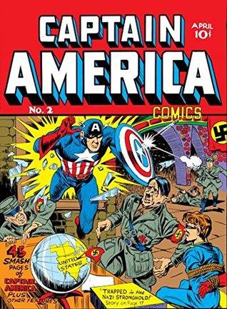 Captain America Comics #2