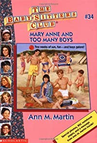 Mary Anne and Too Many Boys