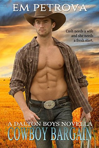 Cowboy Bargain (The Dalton Boys, #2)