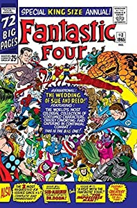 Fantastic Four (1961-1998) Annual #3