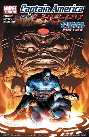 Captain America and the Falcon #8