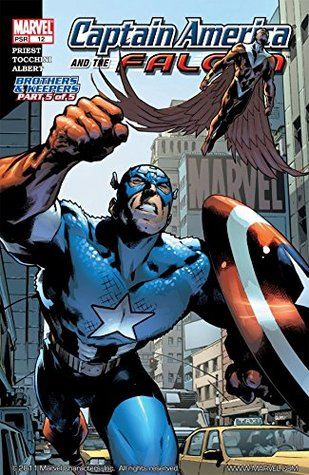 Captain America and the Falcon #12