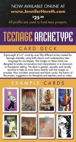 Teenage Archetype Card Deck