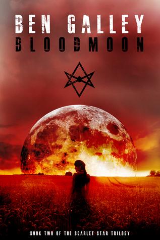 Bloodmoon (The Scarlet Star Trilogy #2)