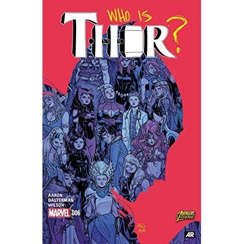 Thor (2014-2015) #6 by Jason Aaron