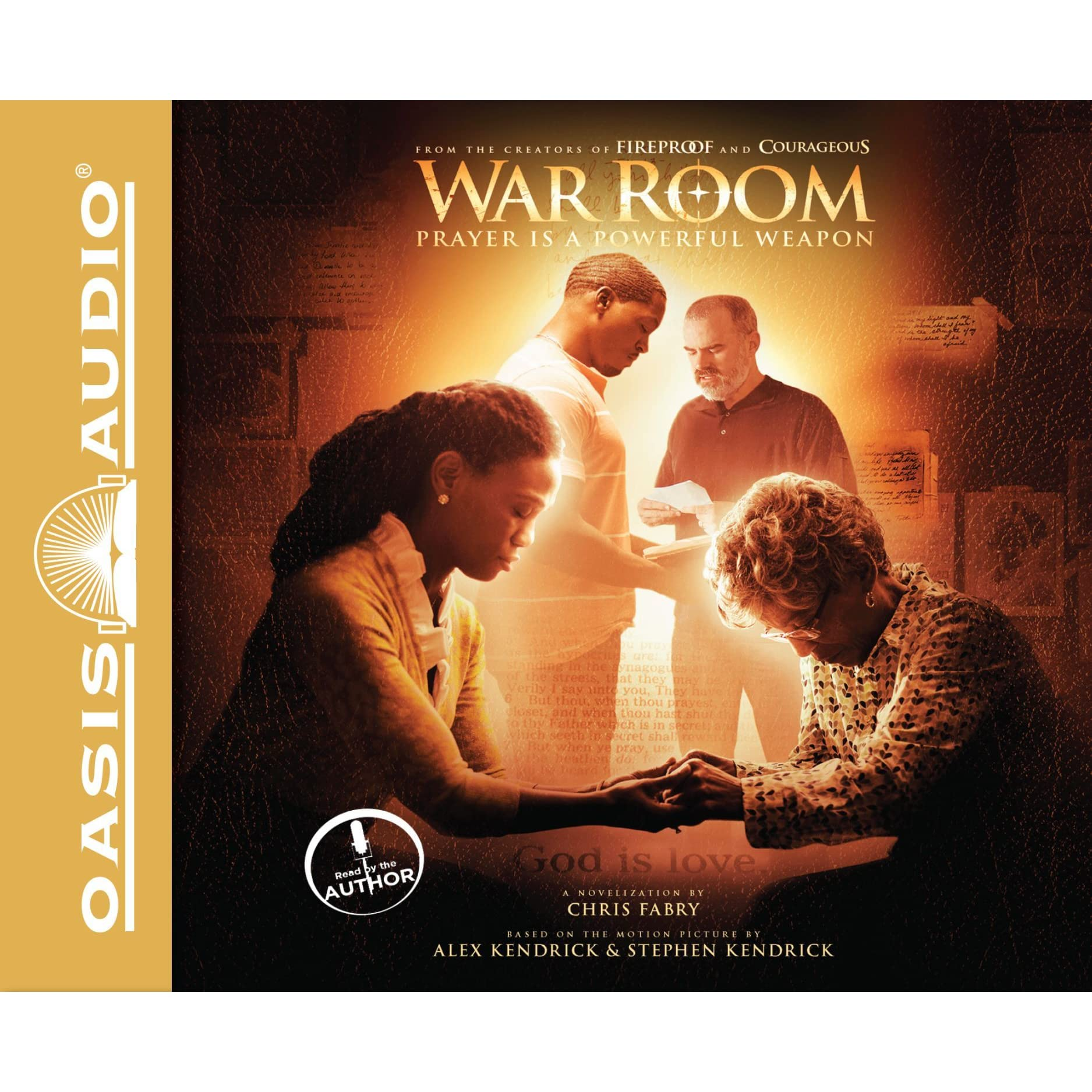 War Room Prayer Is a Powerful Weapon by Chris Fabry