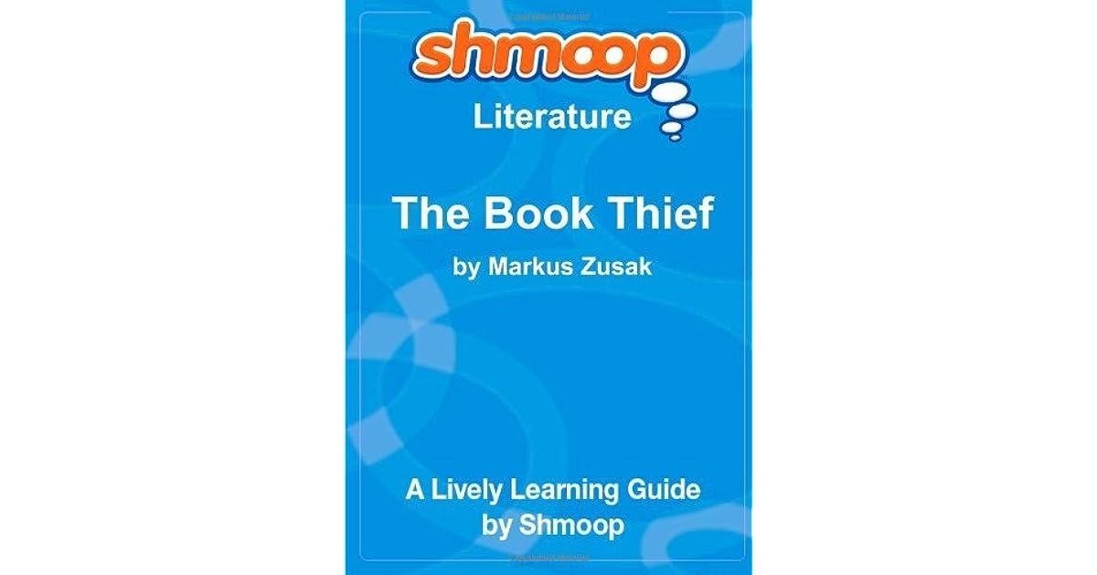 e-book The Book Thief: Shmoop Study Guide