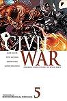 Civil War #5 by Mark Millar