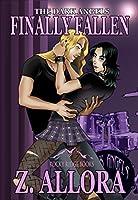 Finally Fallen (The Dark Angels Book 3)